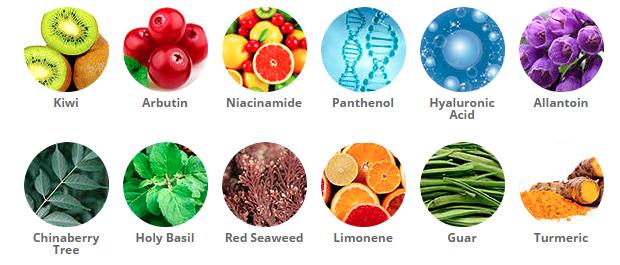 Holika Holika Gold Kiwi C-vitamin szérum összetevők
